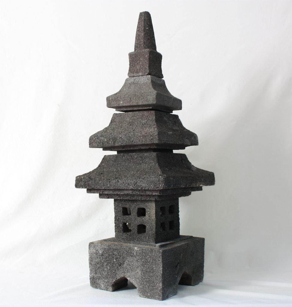 Japanische Steinlaterne Naturstein Sch Nes F R Menschen