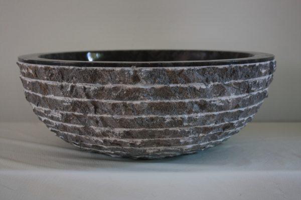 Marmor Waschbecken Aufsatzwaschbecken Naturstein