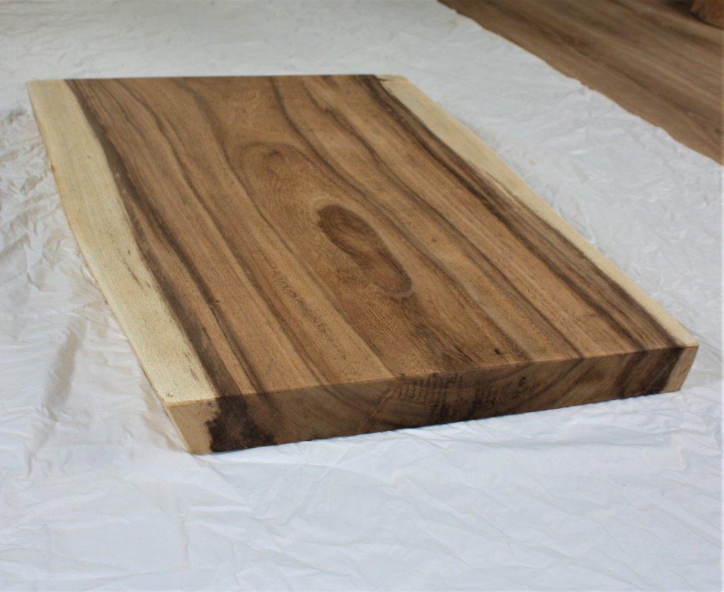 massivholzplatten akazie tischplatte k chenplatte waschtischplatte. Black Bedroom Furniture Sets. Home Design Ideas