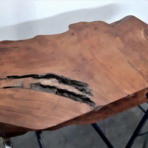 Mahagoni Tischplatten baumkante Waschtisch holz mit Baumkante Tisch massivholz Küchenplatten Baumscheibe natur Baumstamm massivholz Mahagoniholz Holbretter